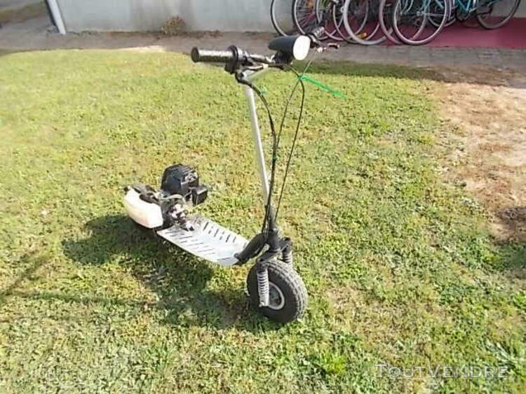 divers moto scooter velo mobylette nettoyage de garage