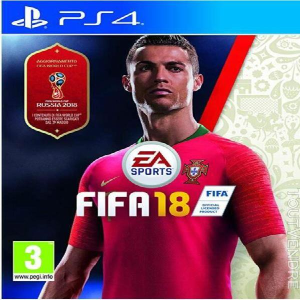 Fifa 18 - edition coupe du monde