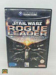 Gamecube star wars rogue leader sans notice