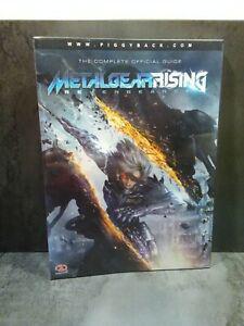Guide official piggyback - metal gear rising: revengeance us