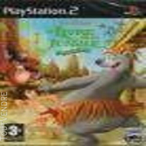 jeu ps2 le livre de la jungle