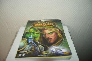 Livre guide strategie officiel world of warcraft burning