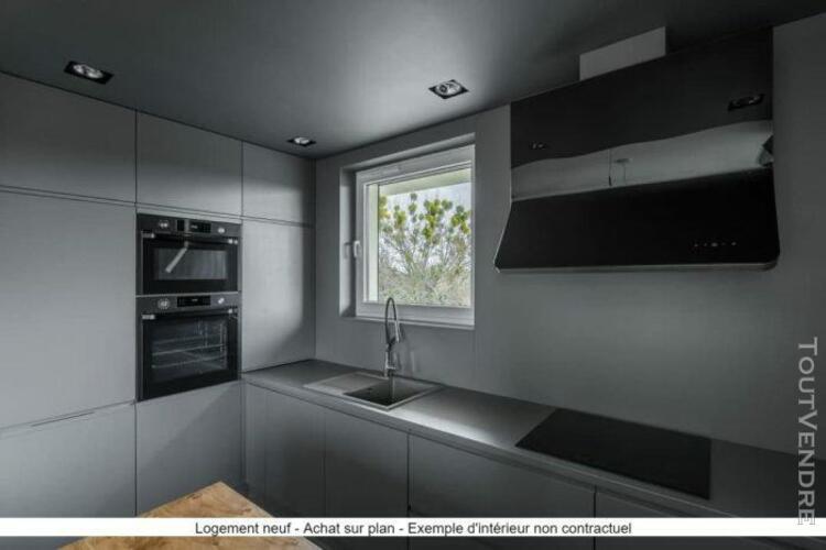 Lyon 8   appartement neuf t3 de 60 m²