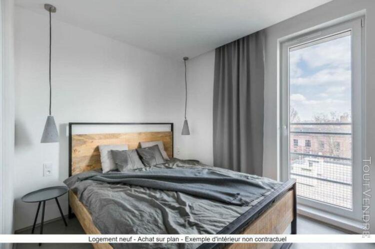 Lyon 8   appartement neuf t3 de 65 m²