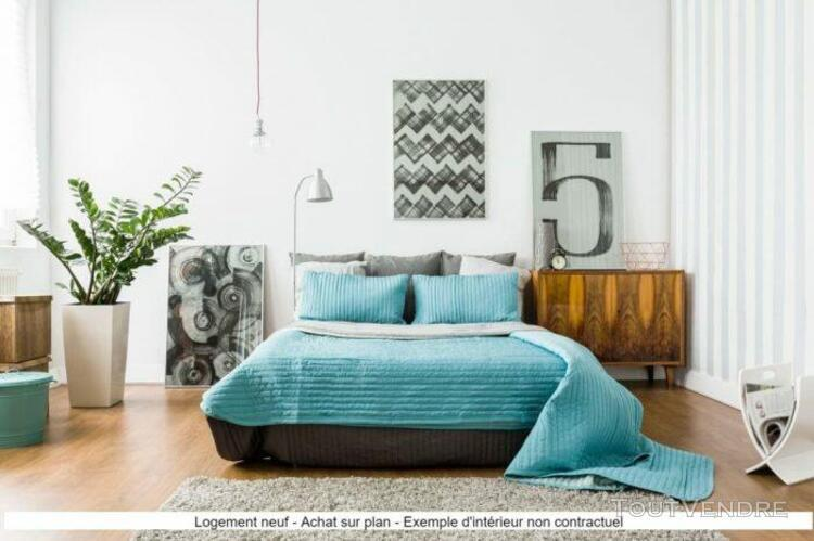 Lyon 9   appartement neuf t3 duplex de 59 m²
