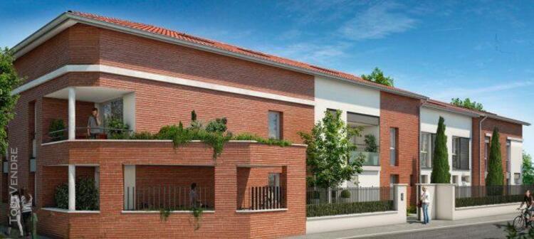 Magnifique t2 de 37,19 m² avec loggia de 5 m² et place de