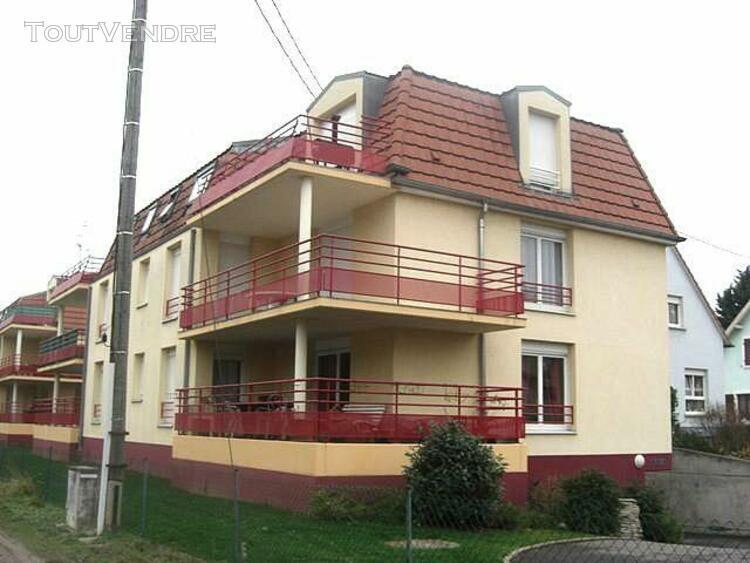 mommenheim - 2 pièce de 53.25 m²