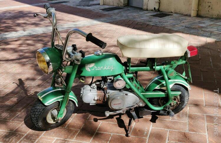 moto honda monkey z50m - 49 cc - 1967 original