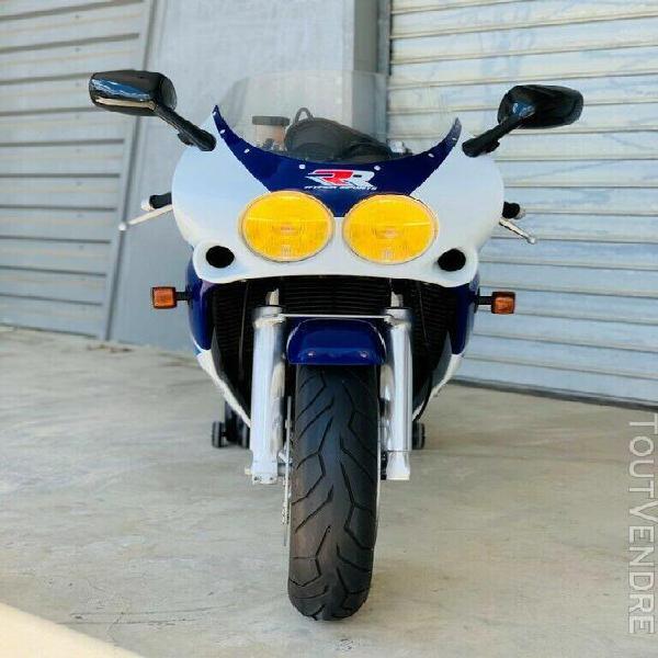 suzuki gsx-r 750 rk - 1989 / 5750kms d'origine