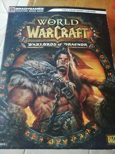 World of warcraft - guide officiel warlord of draenor