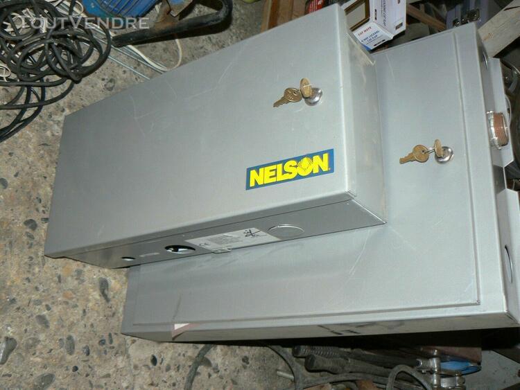 armoire de programmateur électrique d'arrosage