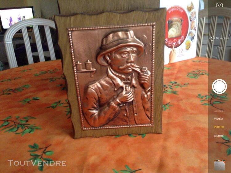 Boîte a clé murale bois occasion bon etat