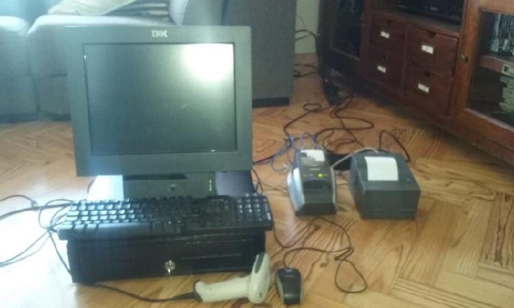 caja registradora ibm 4840