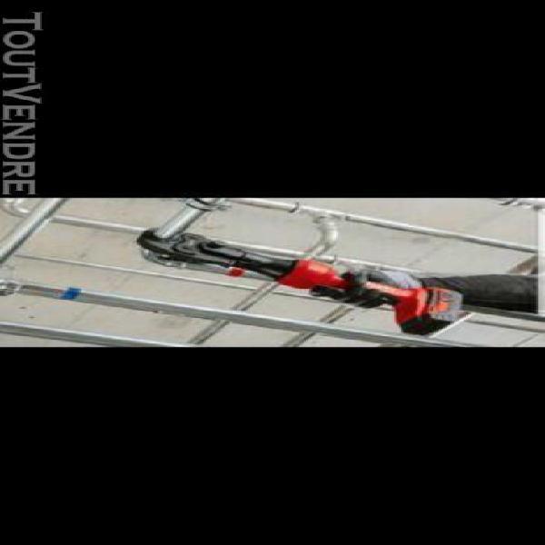 Hilti npr 19a sertisseuse hydraulique batterie 22 volts pinc