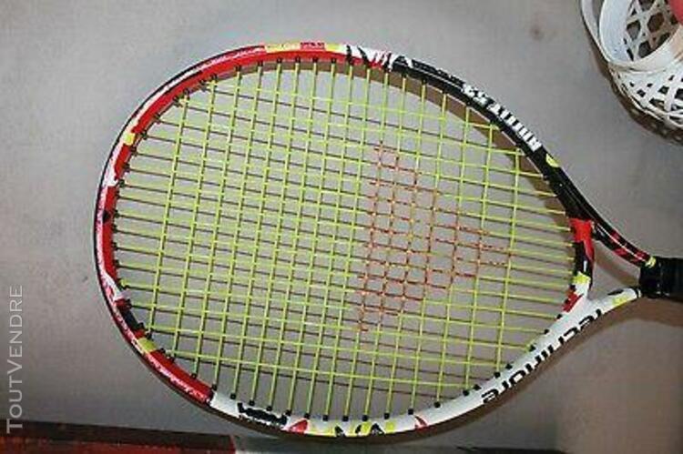 raquette tennis junior tecnifibre bullit 53 cm + housse