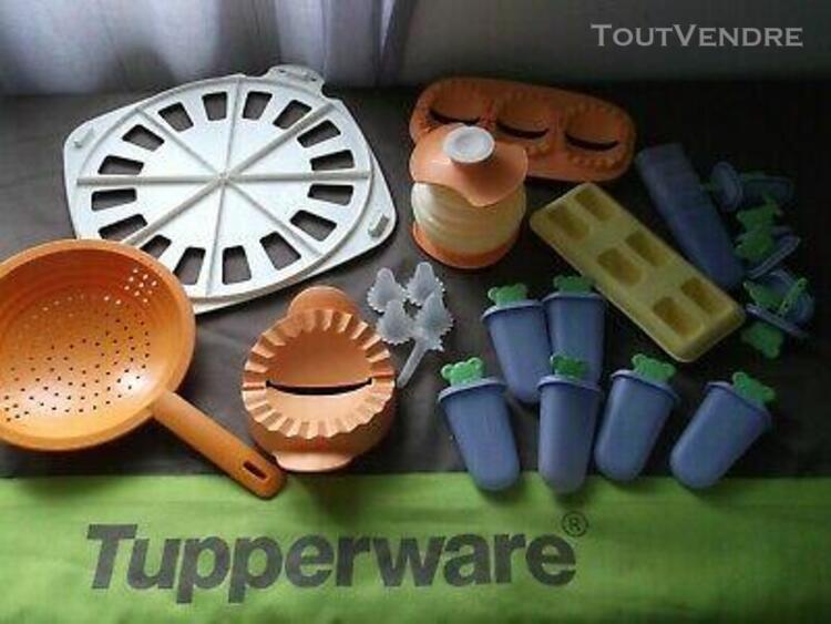 Super lot de boites et autres *** tupperware *** lot 6