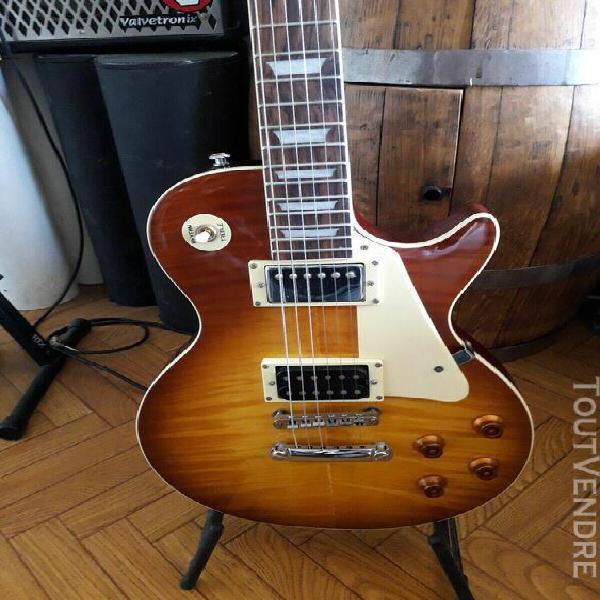 Guitare electrique les paul style gibson