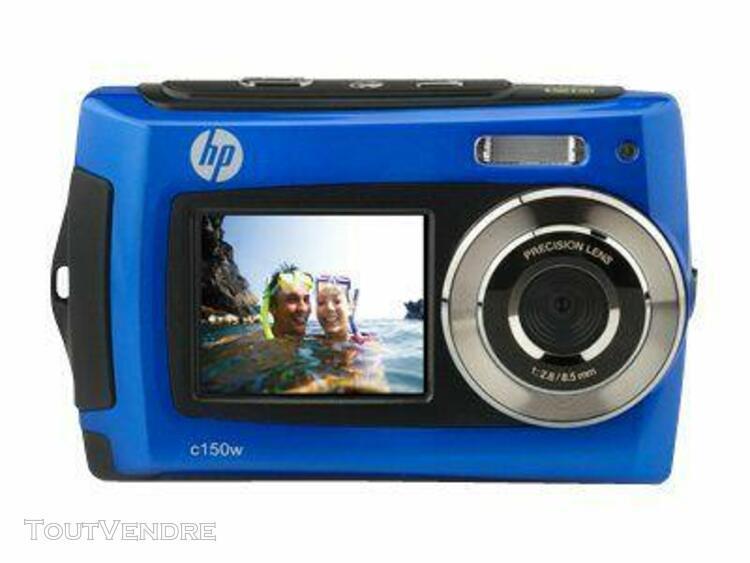 Hp appareil photo compact hp c150w noir compact - 8.0 mp / 1