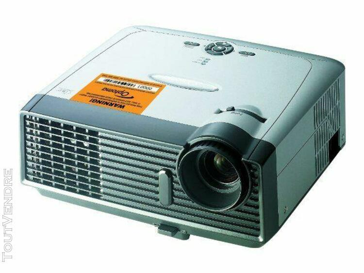 Optoma optoma ep719r - projecteur dlp - uhp - portable - 220