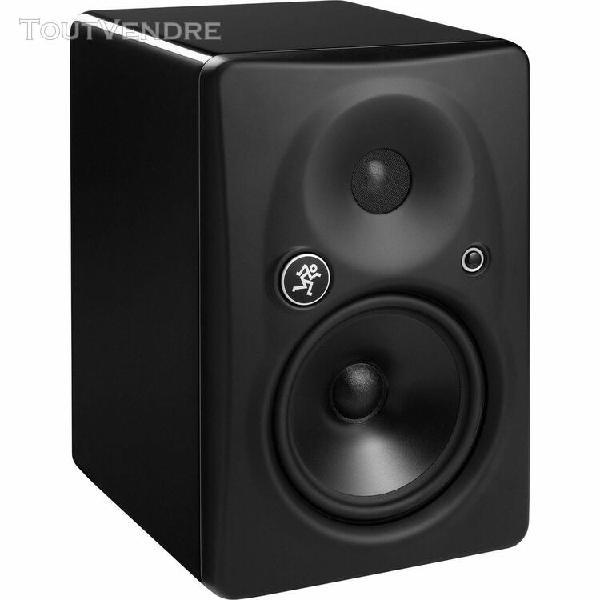 Paire mackie hr624 mkii thx studio monitors + 2 supports bur