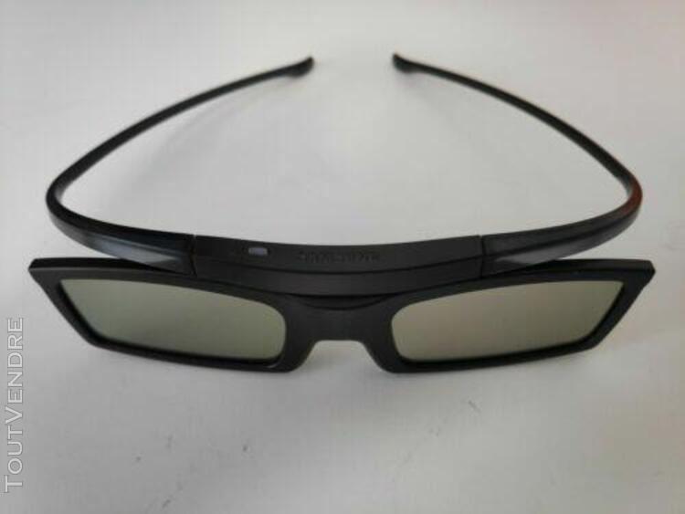 Ssg-5100gb, lunettes 3d à piles samsung 2 paires jamais