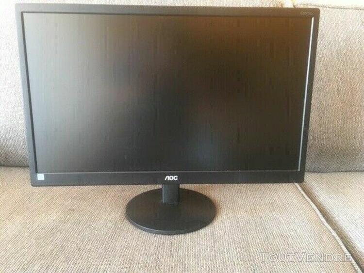 Aoc professionnelle e2270swn 21.5 pouces écran led - full
