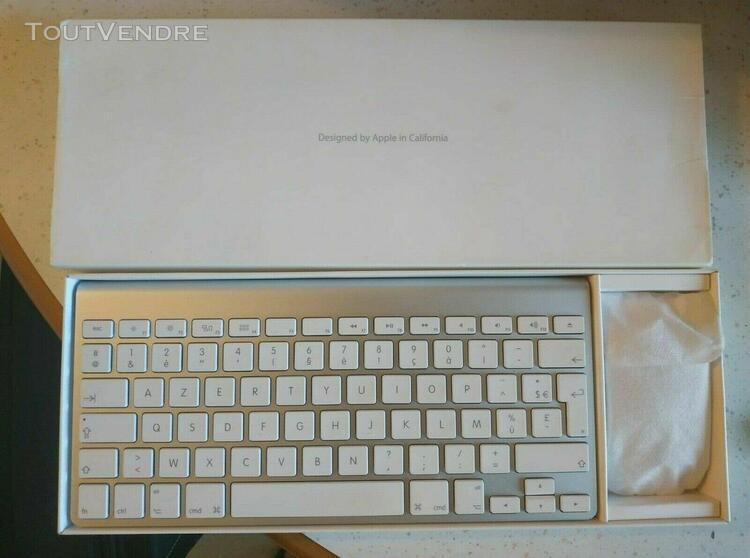 Apple clavier  azerty (magic keyboard a1314) + souris (ma