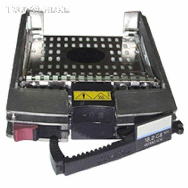 Hp rack disque dur 3.5 scsi ultra3 hp 152190-001 154898-001
