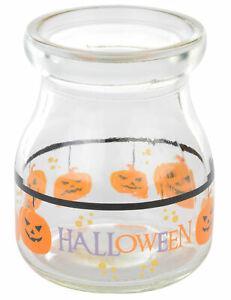 Petit pot en verre halloween 110 ml cod.276650