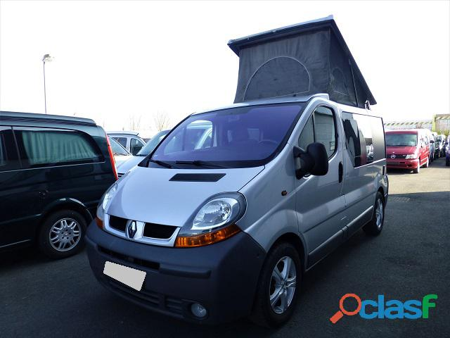 Renault trafic bavaria camp 5 places   2006