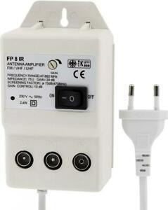 Amplificateur d'antenne numerique pour 2 appareils,