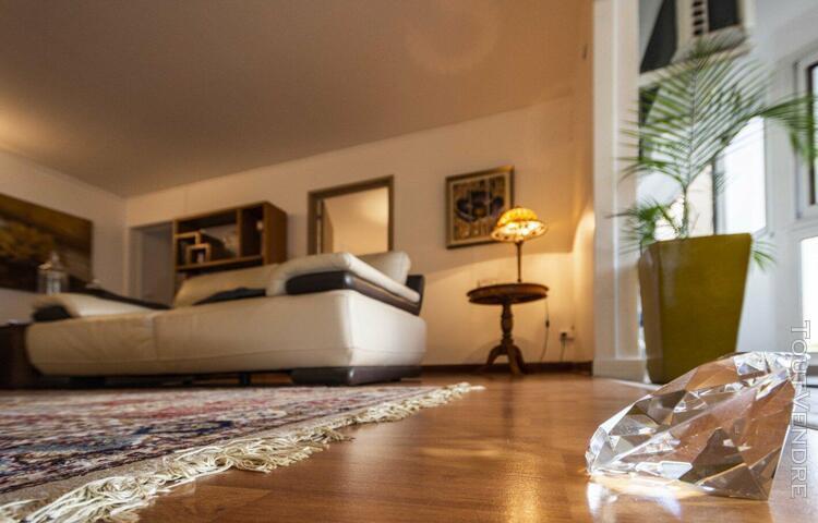 appartement 6 pièces 123 m² à st denis