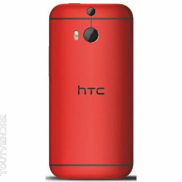 Htc htc one m8 16go rouge