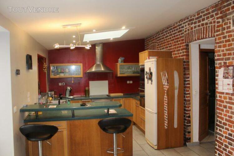 Maison 130 m2 4 chambres jardin 450 m2