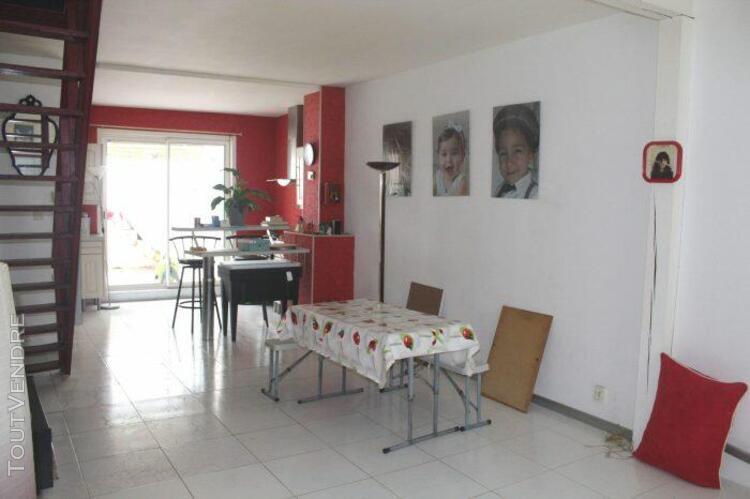 maison 2 chambres + exterieur