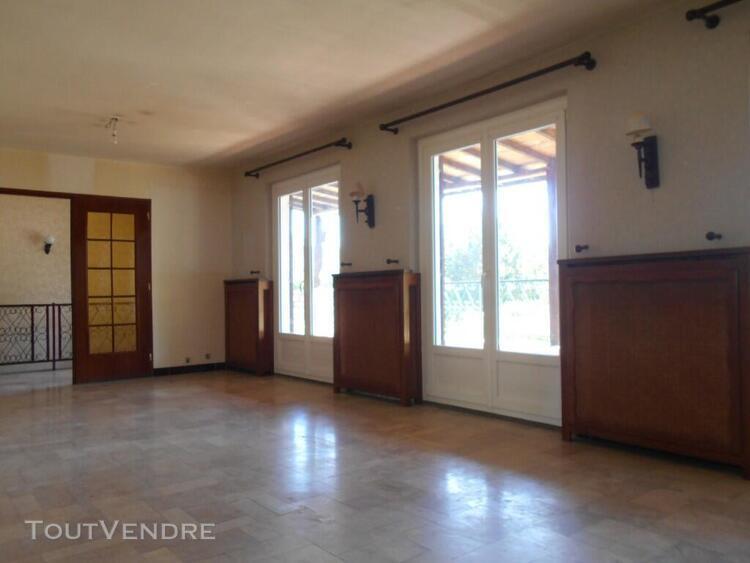 Maison 5 pièces 115 m² sur terrain de 428 m²