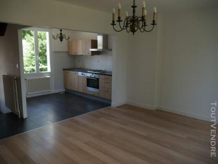 rosporden - 3 chambres - 72 m²