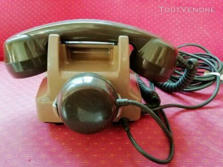 Téléphone socotel s63 - chocolat