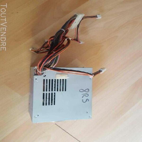 Alimentation compaq 250 watts pour ordinateur pc informatiqu