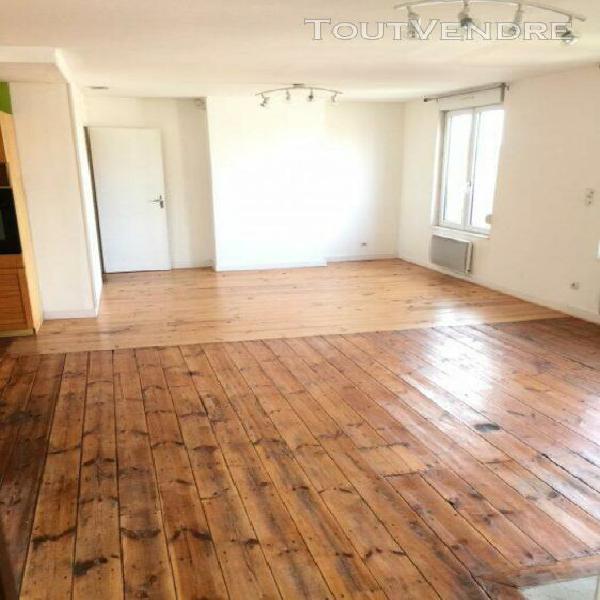 Appartement tout confort type 4 douai hyper centre ville