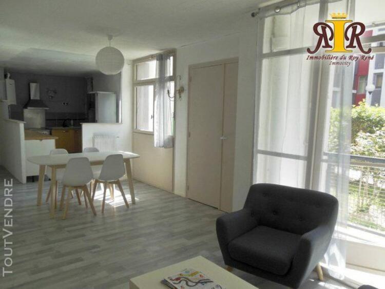 Grand appartement meublé pour colocation dans un immeuble