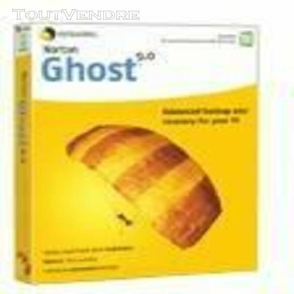 Symantec norton ghost - (v. 9.0) - version boîte - 1