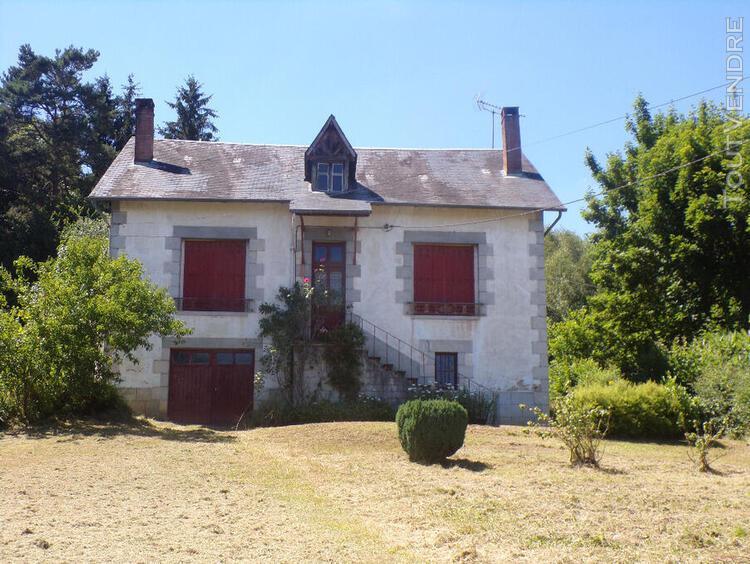 vente maison haute vienne châteauneuf-la-forêt