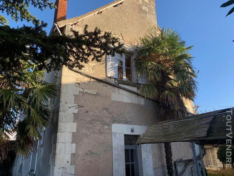 vente maison vienne coussay-les-bois