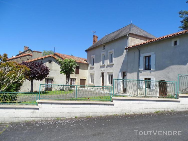 vente maison vienne saint-romain