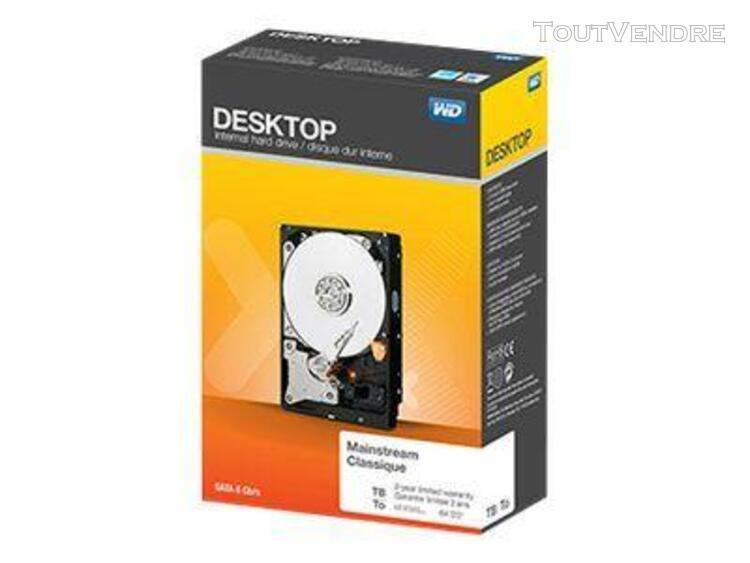 Western digital wd desktop everyday wdbh2d0020hnc - disque d