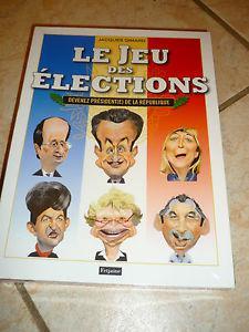Le jeu des élections: devenez président(e) - neuf