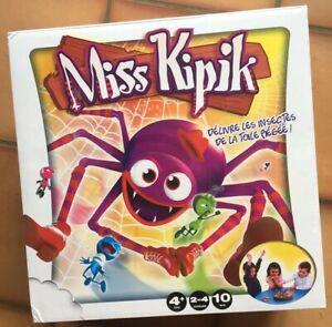 Miss kipik jeux société enfant neuf