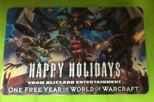 World of warcraft (wow) - game card (1 year - 365 days) - eu