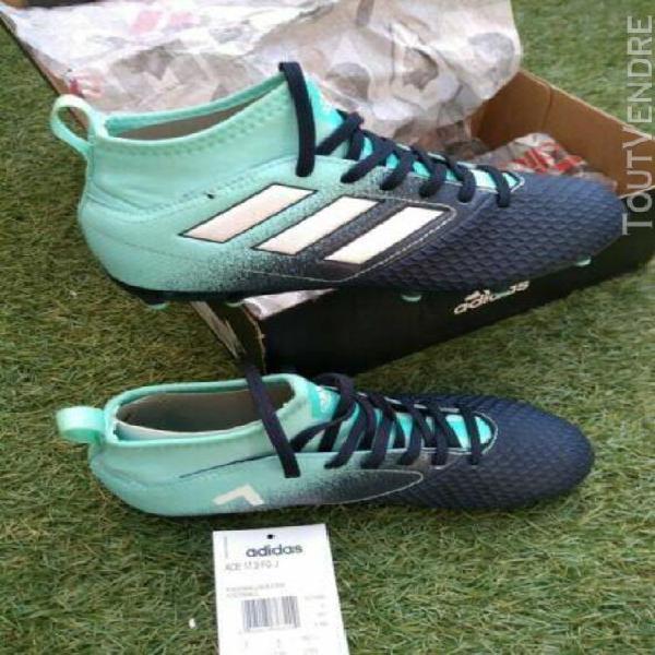 Adidas ace 17.3 fg j / soccer shoes kids - crampons footba